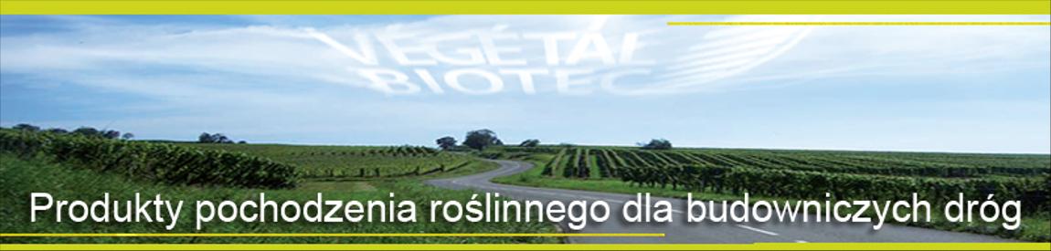 Ekologiczne środki do asfaltu Vegetal-Biotec